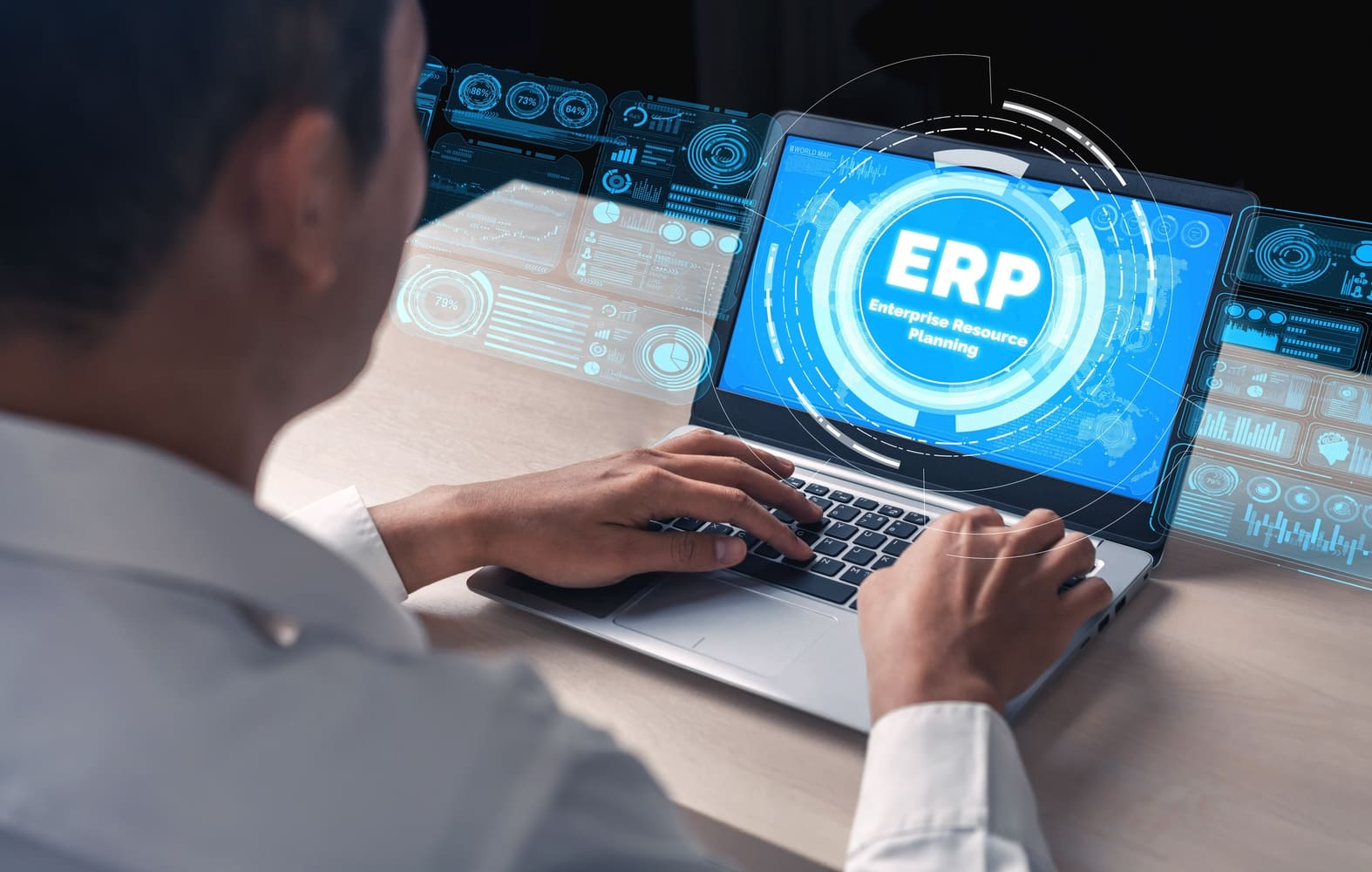 How Enterprise Resource Planning Software Works… or Not!